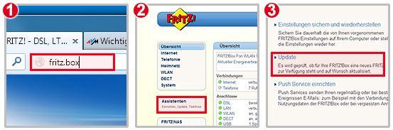 AVM-Fritz_Firmware_Update